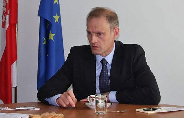 Посол Польши в России Войцех Зайончковский.