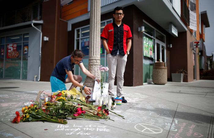 В студенческом городке недалеко от Сиэтла произошла стрельба