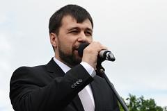 В центре Донецка застрелили помощника одного из лидеров ДНР