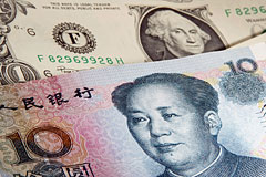 Российские компании готовятся перейти с доллара на юань