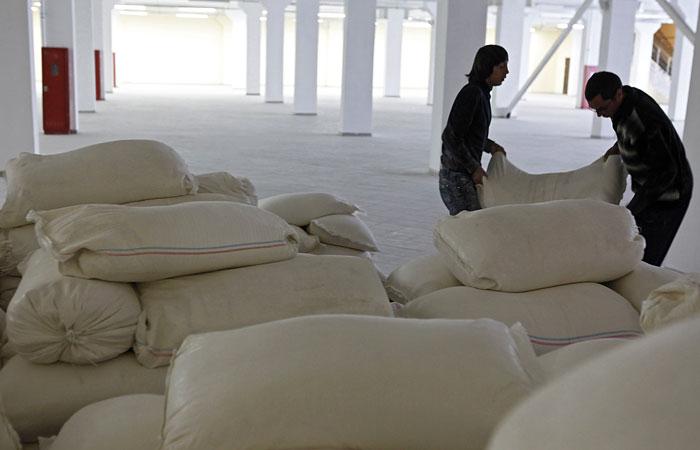 В Крыму разворовали большую часть гуманитарной помощи