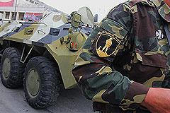 Народное ополчение в Крыму получило официальный статус