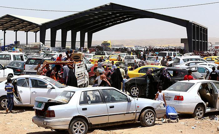 Полмиллиона человек бежали из захваченного боевиками Мосула