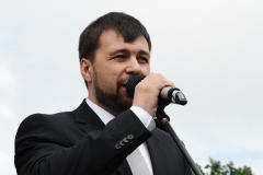 В Донецке взорвали машину лидера ДНР