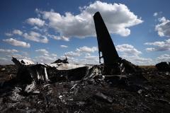 Украинского генерала отстранили из-за сбитого самолета