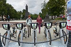 В Москве к 2020 году появится 650 пунктов велопроката