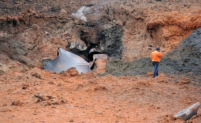 Названы основные причины взрыва на газопроводе в Полтавской области