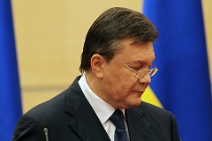 Генпрокуратура Украины заявила об аресте счетов Януковича в Лихтенштейне