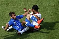 Коста-Рика обыграла Италию и вышла в 1/8 финала ЧМ по футболу
