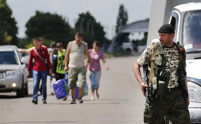 СКР начал проверять факт обстрела российской территории со стороны Украины
