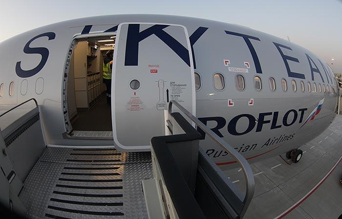 """""""Аэрофлот"""" перевел несколько категорий тарифов на авиабилеты в невозвратные."""