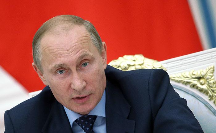 Путин предложил Совету Федерации отменить постановление об использовании армии на Украине