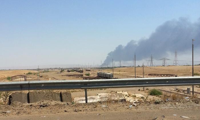 Исламисты захватили главный центр нефтепереработки в Ираке