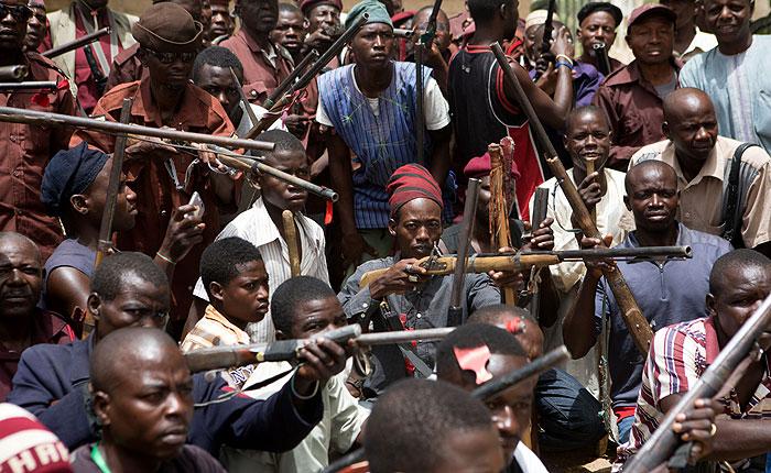 "Боевики группировки ""Боко Харам"" похитили более 90 человек в Нигерии"