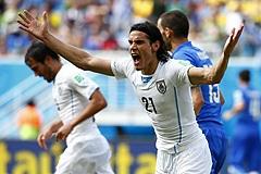 Уругвай обыграл Италию и вышел в 1/8 финала чемпионата мира