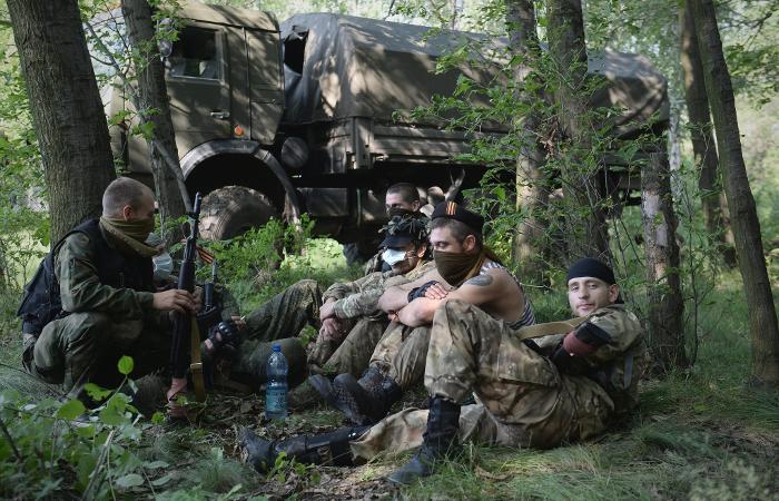 ДНР обвинила Киев в срыве перемирия