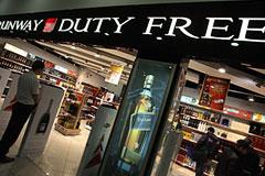 Россияне стали меньше тратить в duty free
