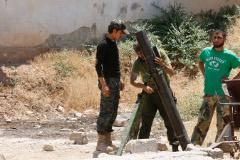 Обама попросил $500 миллионов для сирийских повстанцев