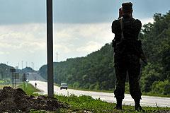 Украинские снаряды долетели до приграничной российской территории