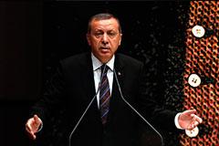 Премьер-министр Турции примет участие в выборах президента