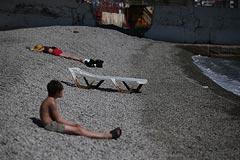 Пассажиропоток в Крым сократился почти на треть