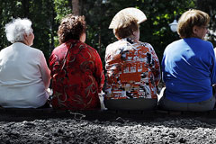 Пенсионные накопления разморозят с 2015 года