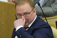 Госдума сняла неприкосновенность с депутата Паршина