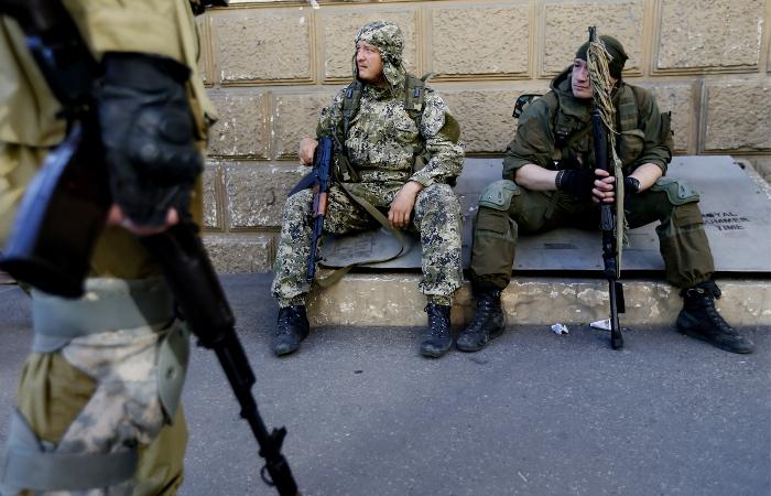 Ополченцы ДНР покинули Краматорск