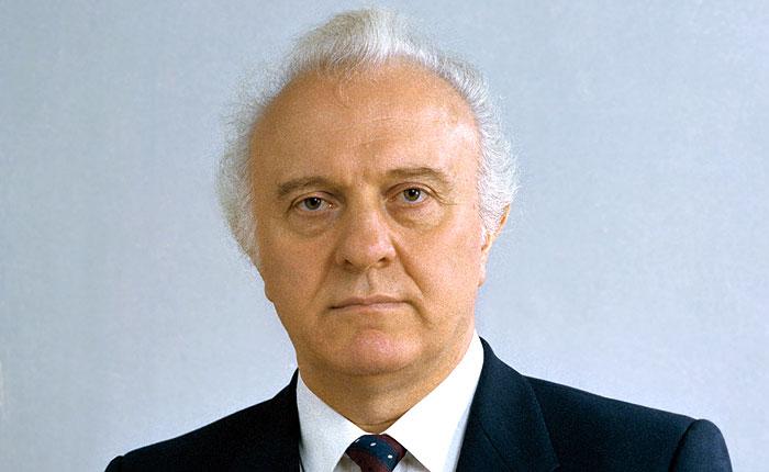 Умер экс-президент Грузии Эдуард Шеварднадзе