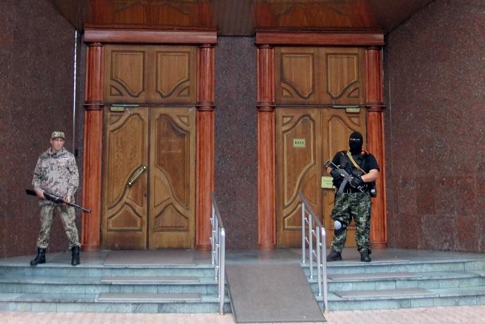 Киев начал перечислять пенсии в Краматорск и Славянск