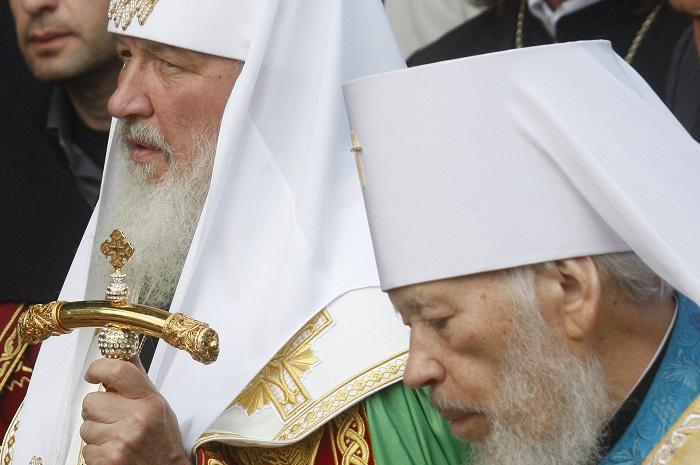 Патриарх Кирилл не поедет в Киев на похороны митрополита Владимира во избежание провокаций