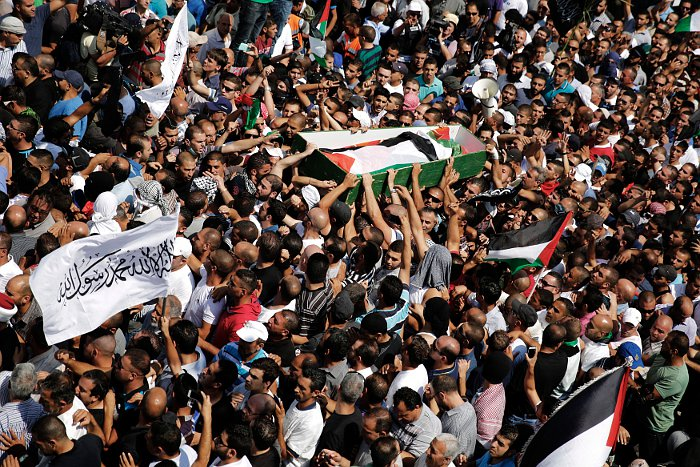 В Израиле арестованы подозреваемые в убийстве палестинского подростка