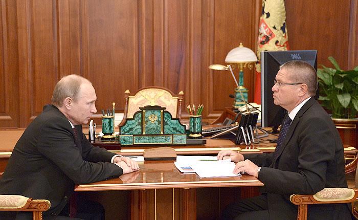 Путин поставил точку в споре о бюджетном правиле