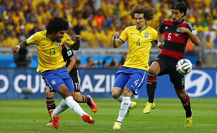 Ои футбол бразилия германия