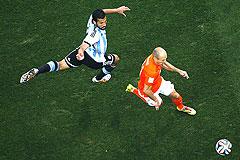 Голландия - Аргентина: онлайн