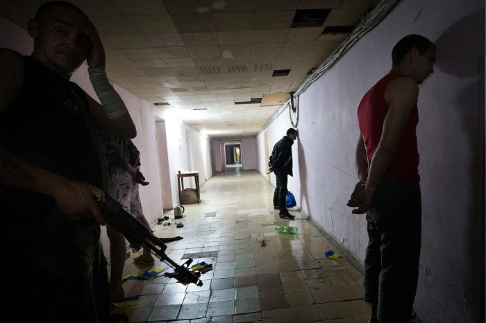 ЕС введет санкции в отношении еще 11 человек из-за ситуации на Украине