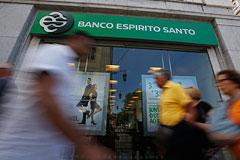 Португальский банк BES вверг западные рынки в состояние паники