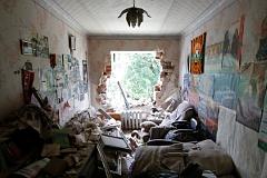 Донецк начали в массовом порядке покидать местные жители