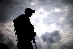 Экипаж сбитого украинского самолета попал в плен к ополченцам