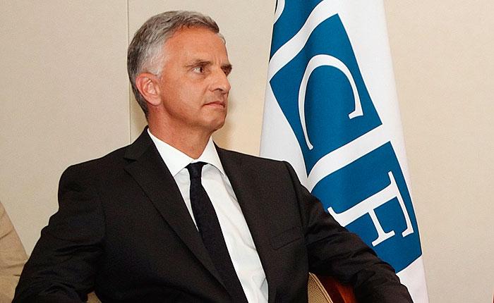 Москва пригласила наблюдателей ОБСЕ на границу с Украиной