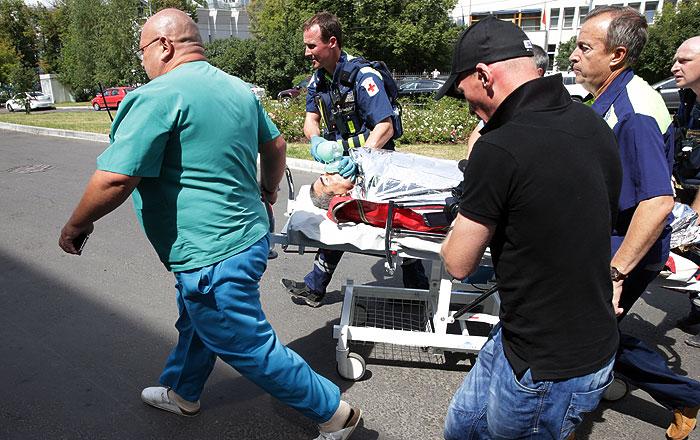 Обновленный список пострадавших в аварии на Арбатско-Покровской линии