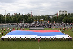 ЛДПР предложила вернуть России имперский флаг