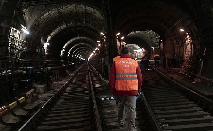 По делу о крушении поезда метро задержаны первые подозреваемые