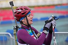 Российская биатлонистка Старых дисквалифицирована на два года