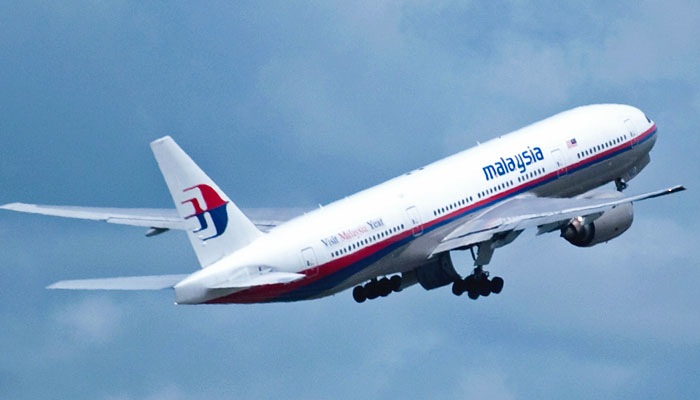 Boeing 777 ������������ Malaysia Airlines.