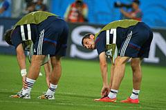 Россия после ЧМ-2014 потеряла четыре строчки в рейтинге FIFA
