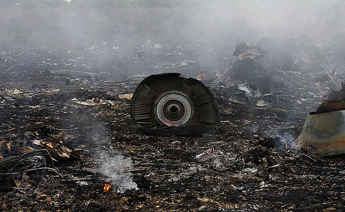 Авиакатастрофа под Донецком: хроника