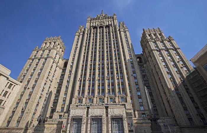 МИД России назвал санкции США местью за нереализованные планы на Украине