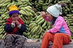 Боливия легализовала детский труд с 10-летнего возраста