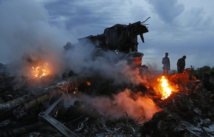 Malaysia Airlines сообщила о 283 пассажирах разбившегося лайнера